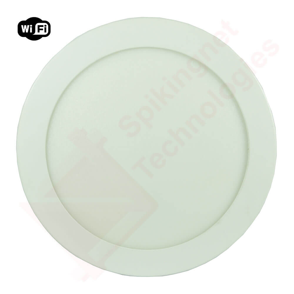 12W LED Smart WiFi Slim Panel Light Round -COOOLED