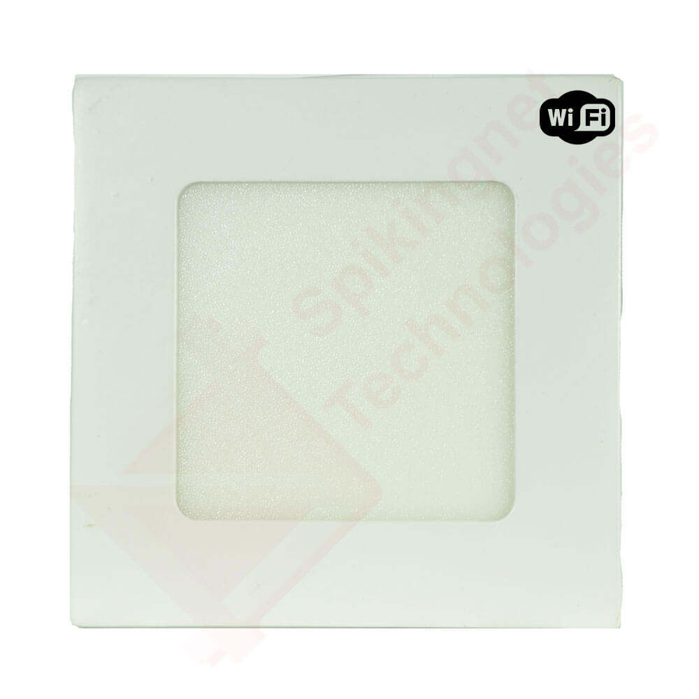 6W LED Smart WiFi Slim Panel Light Square -COOOLED