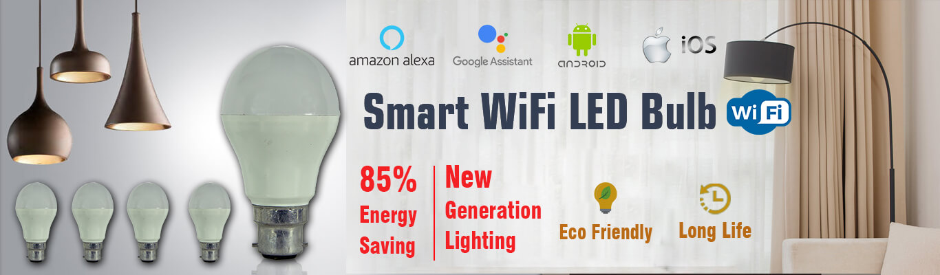 Smart WiFi Bulbs