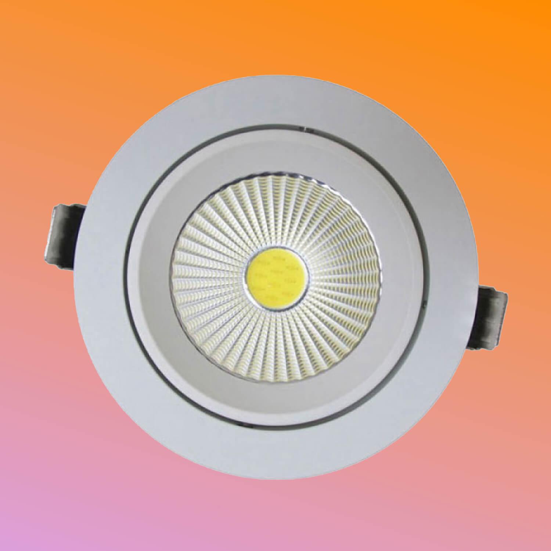 LED COB Downlights -COOOLED