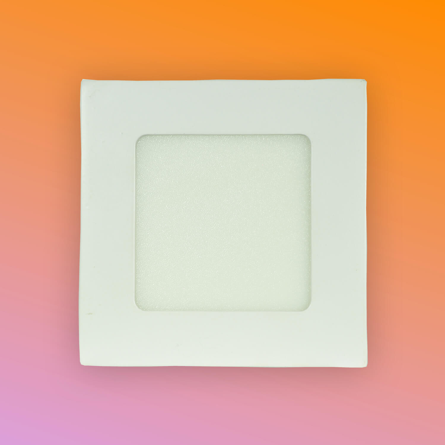 LED Slim Panel Light Square -COOOLED