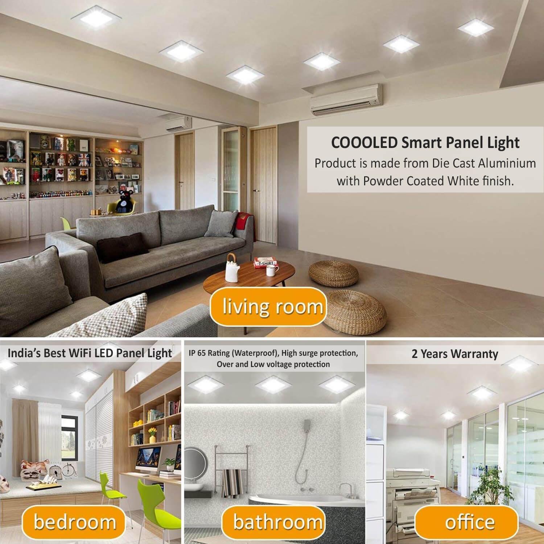 Smart Wifi Panel Light