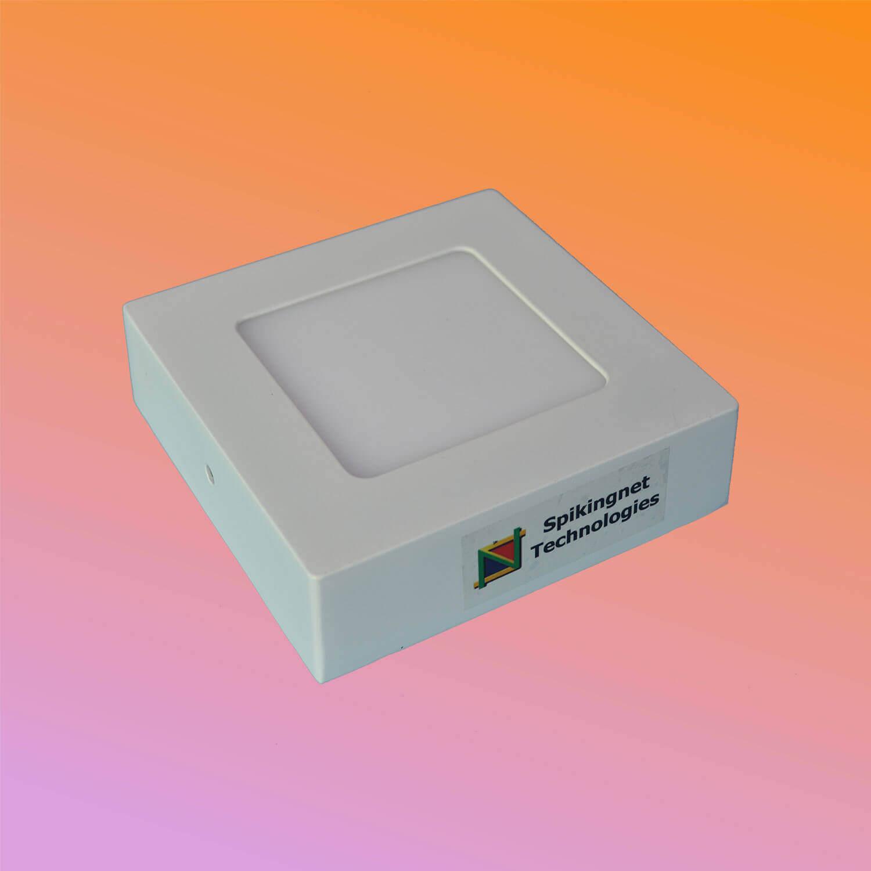 LED Slim Panel Light Square -COOOLED