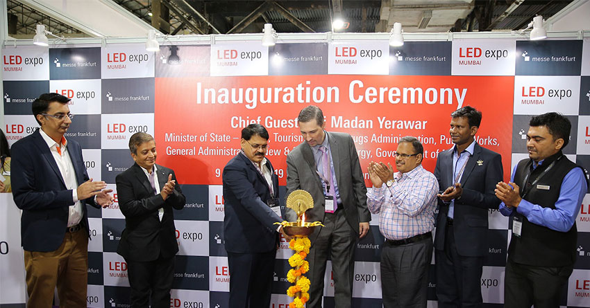 LED industry focusing on solar and smart lighting: LED Expo Mumbai 2019